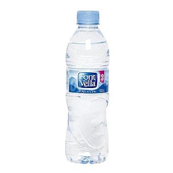 Font Vella Agua mineral Botella 50 cl