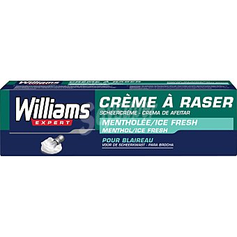 Williams Crema de afeitar Ice Fresh mentol tubo 100