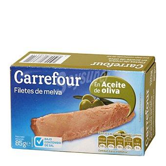 Carrefour Filetes de melva bajo en sal 80 g
