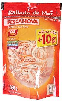 PESCANOVA SURIMI FRESCO RALLADO PAQUETE 125 g