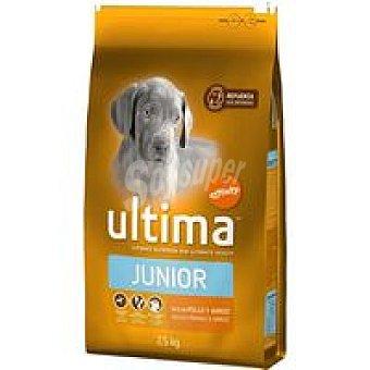 Ultima Affinity Alimento para perro junior Saco 7,5 Kg