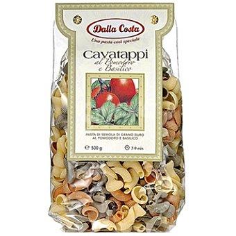Dalla Costa Pasta cavatappi de sémola de grano duro al pomodoro y basílico Envase 500 g