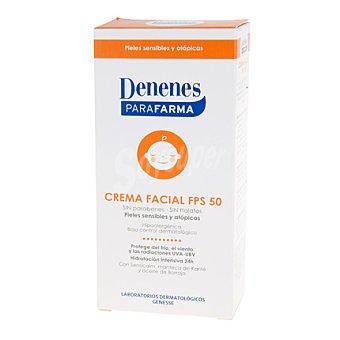 Denenes Crema Paseo Facial Fotoprotectora Factor 20 50 ml
