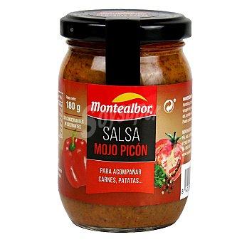 Montealbor Salsa mojo picón 180 g