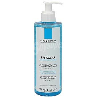 La Roche-Posay Gel limpiador effaclar para pieles grasas y sensibles Bote 400 ml