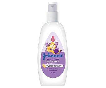 Johnson's Acondicionador en spray para niñois, que ayuda a fortalecer el cabello johnson´s 200 ml. 200 ml