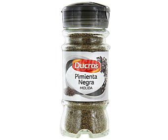 Ducros Pimienta negra molida 40 g