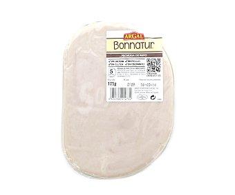 Bonnatur Argal Pechuga de pavo cortada en lonchas 160 g