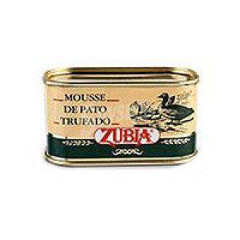 Zubia Mousse de pato Lata 130 g