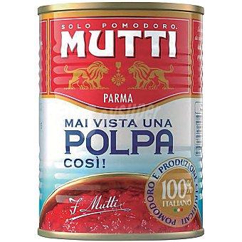 MUTTI Pulpa tomate triturado Lata 400 g