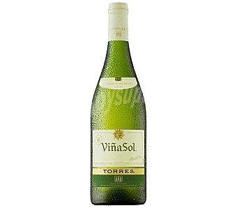 Torres Viña Sol Vino d.o.cataluña viña sol blanco 37,5 cl