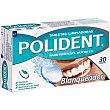 Blanqueador Doble Acción para prótesis dentales caja 30 unidades Caja 30 unidades Polident