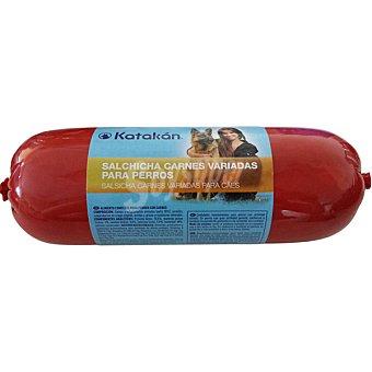KATAKÁN Salchicha de carne para perros Envase 1 kg