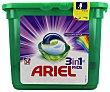 Detergente 3 en 1 en cápsulas Colour&Style pods 24 ud Ariel