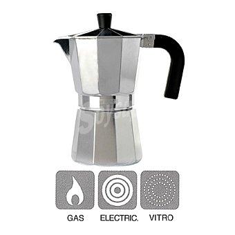 Cafetera aluminio mod vitro expre 9 tazas 1 ud