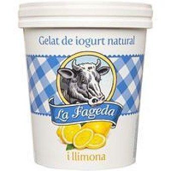 La Fageda Gelats iogurt natural-llimonada Tarrina 500 ml