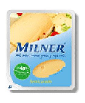 Mg Milner Queso 40% cuña semi 250 GRS