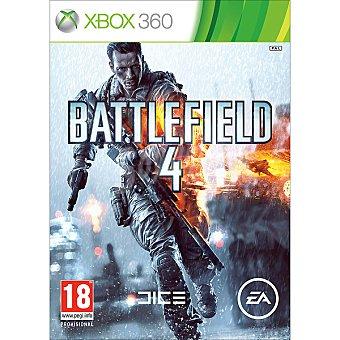 XBOX 360 Videojuego Battlefield 4  1 Unidad