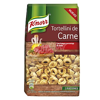 Knorr Tortellini con carne Paquete 250 g