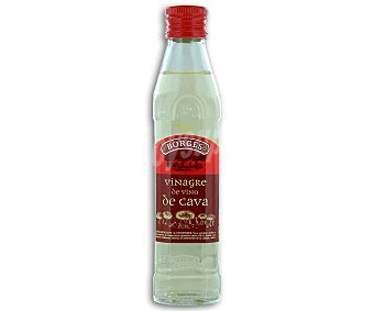 Borges Vinagre de cava Botella de 250 ml