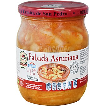 La Ermita Fabada asturiana  tarro 550 g
