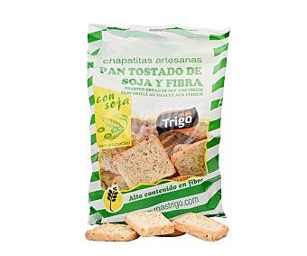 Mastrigo Chapatitas artesanas de soja y fibra 150 gramos