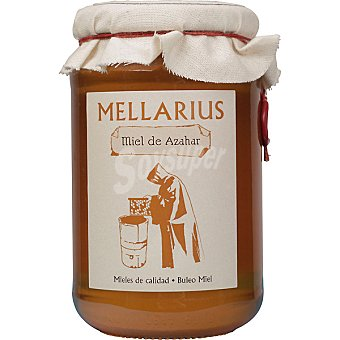 MELLARIUS Miel de azahar Tarro 500 g