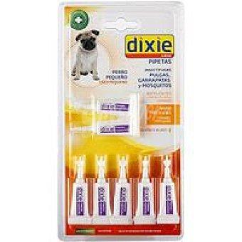Dixie Pipeta perro pequeño Pack 7 unid