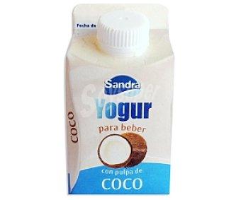 Sandra Yogur Líquido con Pulpa Coco Yog. Líq c/pulp Coc250ml