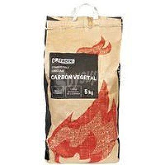 Eroski Carbón vegetal eroski Saco 5 kg