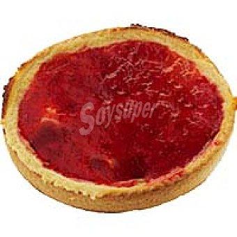 Deli Tarta de queso-frambuesa 800 g