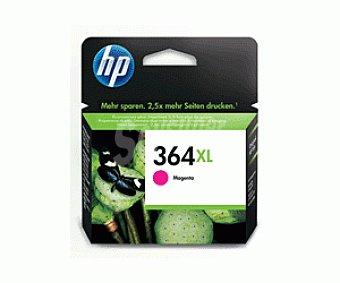 HP Cartuchos de Tinta 364XL Magenta 1 Unidad