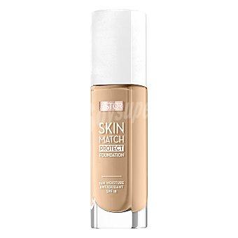 Astor Base de maquillaje Skin Match Protect Foundation nº 201 Sand 1 ud