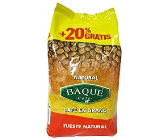 Baqué Café en Grano Superior 500 Gramos