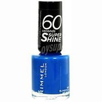 Rimmel London Laca de uñas 60 seconds 430 Pack 1 unid
