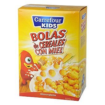 Carrefour Kids Cereales de bolas con maíz y miel 500 g