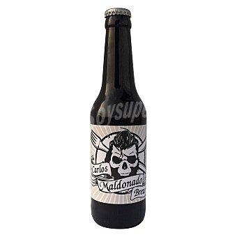 Maldonado Cerveza artesana rubia 33 cl