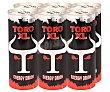 Bebida energética Pack de 6 latas de 25 centilitros Toro xl