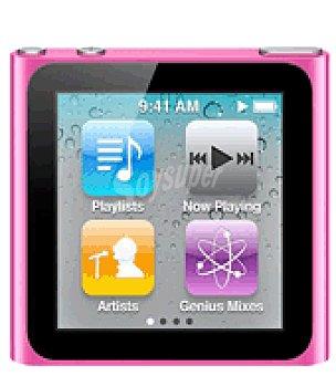 Appel Ipod nano 8GB rosa 6ª generaci Unidad