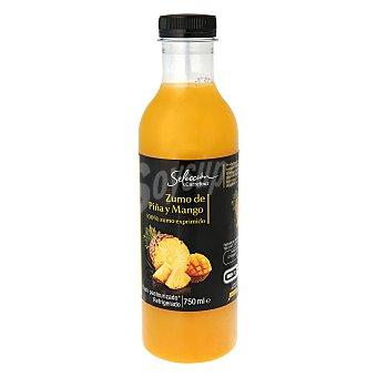 Carrefour Zumo de piña mango 75 cl