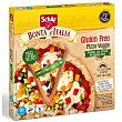 Pizza de verduras con cereales Schär Bontá d´ sin gluten sin lactosa 390 G 390 g Italia