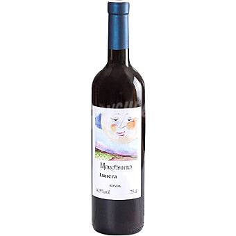 MOROSANTO Lunera vino tinto pettit verdot cabernet sauvignon de Ronda Malaga botella 75 cl Botella 75 cl