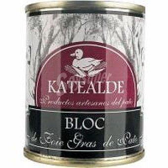 Katealde Bloc de Foie Gras Lata 135 g