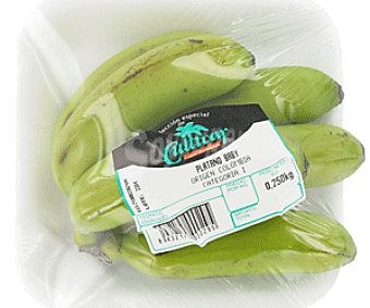 FRUTA Plátano Baby 250g