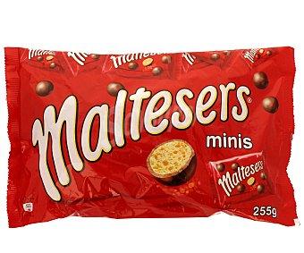 Maltesers Mini bolitas de chocolate con leche relleno de leche malteada Funsize Paquete 255 g