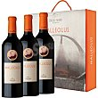 Vino tinto DO Ribera del Duero Estuche 3 botellas 75 cl Malleolus