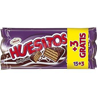 HUESITOS Huesitos Pack 15 unidades + 3 de regalo envase 360 g Pack 15 unidades