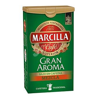 Marcilla Café Molido Mezcla Bajo en Cafeína Gran Aroma 250 g