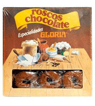 Gloria Rollos chocolate 730 g