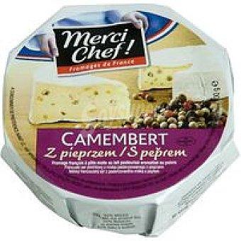 MERCI CHEF Queso Camembert Pimienta 100Gr